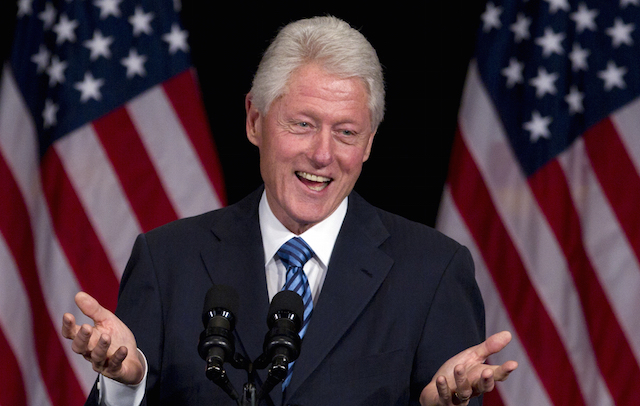 Bill-clinton-Smiling