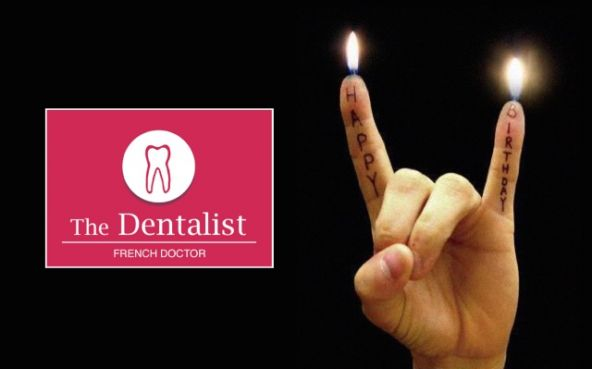 The Dentalist a 2 ans!