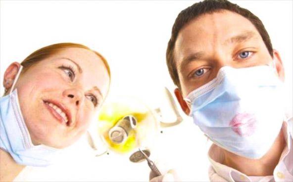 L'Amour au Cabinet Dentaire