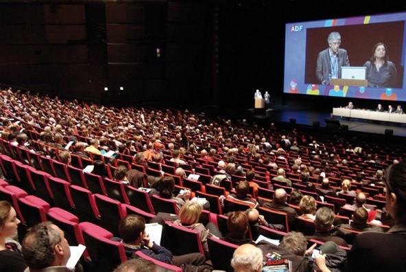 Des Séances à Suivre à l'ADF 2015